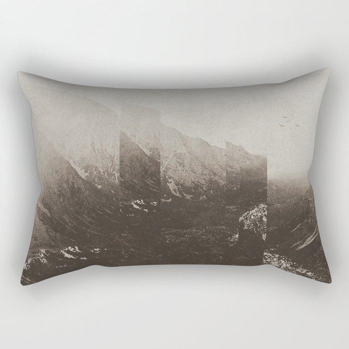 Fractions A60 Rectangular Pillow