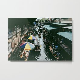 BANGKOK III / Thailand Metal Print