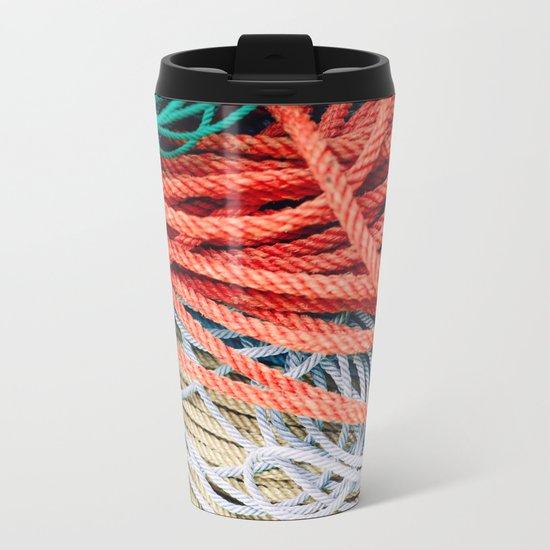 Sailor Rope II Metal Travel Mug