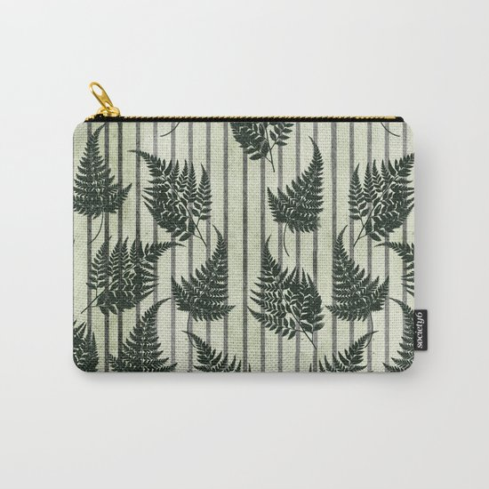 Fern Fever Carry-All Pouch