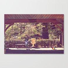Play & Rest Canvas Print