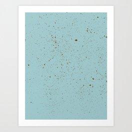 Robin Egg Blue Art Print