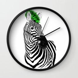 Zeb Punk Wall Clock