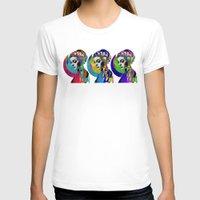 pop art T-shirts featuring Pop by Steve W Schwartz Art
