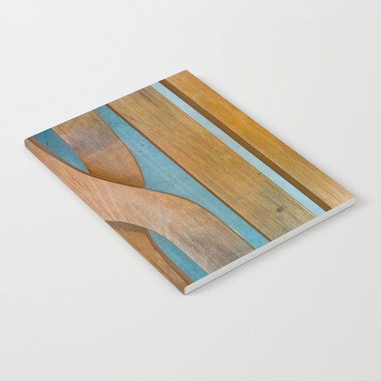 Cross the Wood Notebook