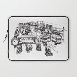Street Scene Laptop Sleeve