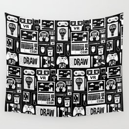 It's a Game Dev World Wall Tapestry