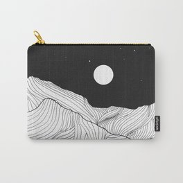 Lines in the mountains II Carry-All Pouch