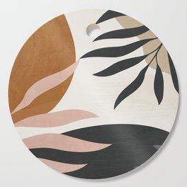 Abstract Art 54 Cutting Board