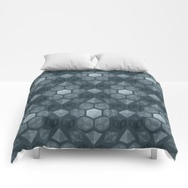 Dungeon Dice Pattern Comforters