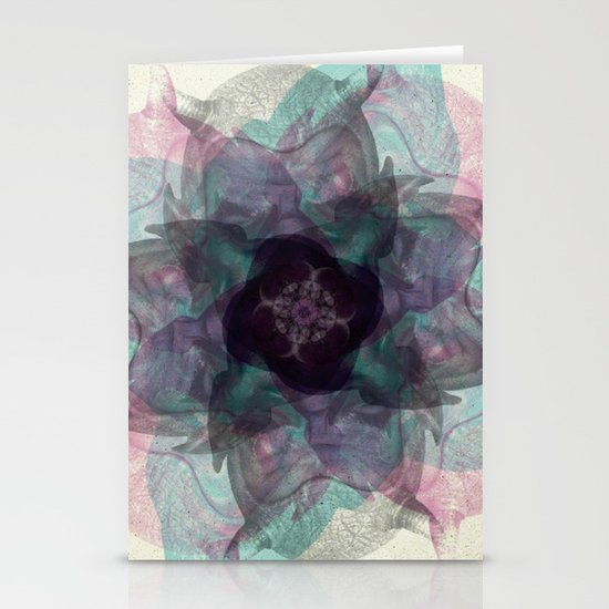 Devil's flower Stationery Cards
