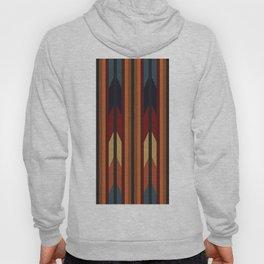 American Native Pattern No. 120 Hoody