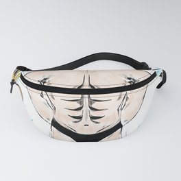 Bodybuilding Competition Fanny Pack