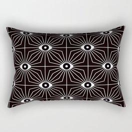 ELECTRIC EYES Rectangular Pillow