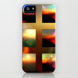 Light Finches iPhone Case