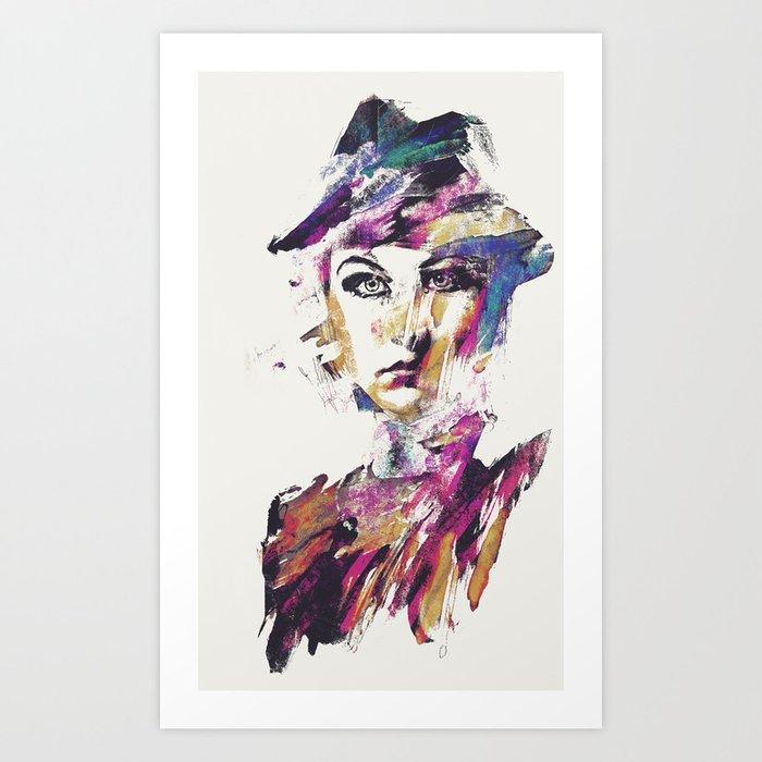Daggers Art Print