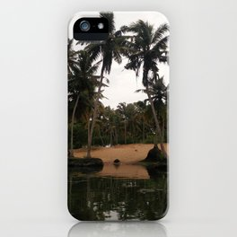 Mangroves Forest of kerela, India iPhone Case