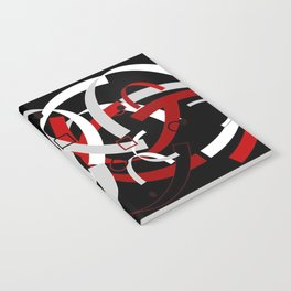 Simple Abstract Notebook