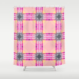 Chickcharney Shower Curtain
