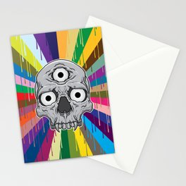 3 Eyed Jackass Stationery Cards