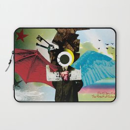 The Pursuit of Salvation Laptop Sleeve