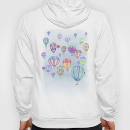 Hot Air Ballon Festival Hoody