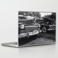 old school Laptop & iPad Skins featuring Old School by Xneon