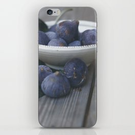 Food photography, fine art, still life, wall art, foodporn, kitchen, cooking, cook, macro photo iPhone Skin