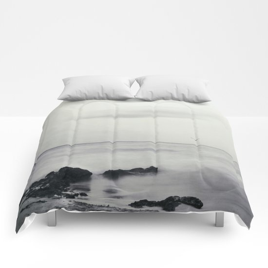 Silk Horizons Comforters