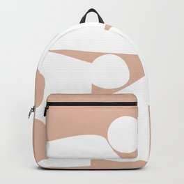 Shape study #16 - Inside Out Collection Backpack