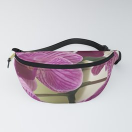 Pink and Sweet Petite Orchids Fanny Pack