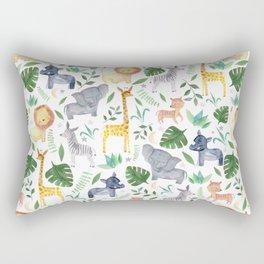 Asher's Safari Rectangular Pillow