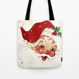 6487ed595c Santaclaus Tote Bags