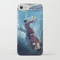 underwater iPhone & iPod Cases featuring Underwater by MGNemesi