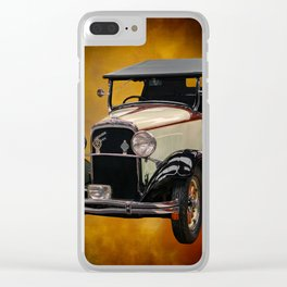 Dodge DA Tourer 1929 Clear iPhone Case