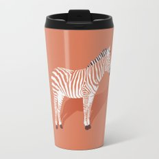 Animal Kingdom: Zebra I Travel Mug