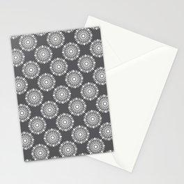 Kitchen cutlery dark circles Stationery Cards