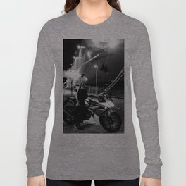 The Ships and The Smoke Long Sleeve T-shirt