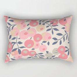 Tiny Flower Rectangular Pillow
