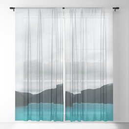 The Waters And The Wild Sheer Curtain