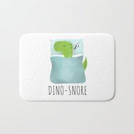 Dino-Snore Bath Mat