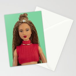 Flawless (pastel) Stationery Cards