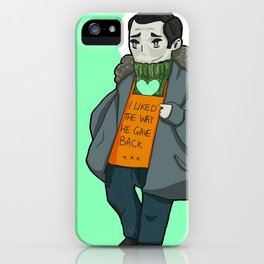 Brains, Heart, [...] iPhone Case