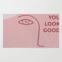you look good Rug