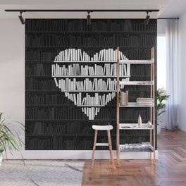 Book Lover Wall Mural