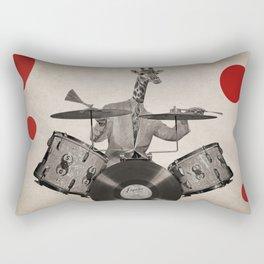 Anthropomorphic N°24 Rectangular Pillow