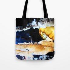 Dark Jelly Tote Bag