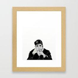 Izzo Framed Art Print