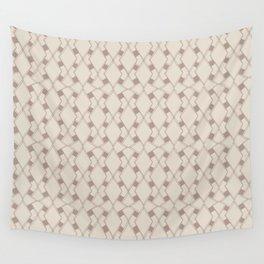 Mid Century Modern Diamonds #5 Wall Tapestry
