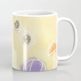 Summer in watercolors Coffee Mug